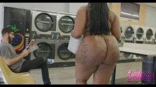 Club Victoria Cakes - Victoria Cakes Gets Fucked at the Laundromat (Teaser)