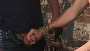 Straighthell Tied And Punished Straight