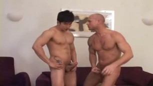 Asian Muscle Porn Fuck