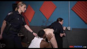 Dirty Cops fuck black guy