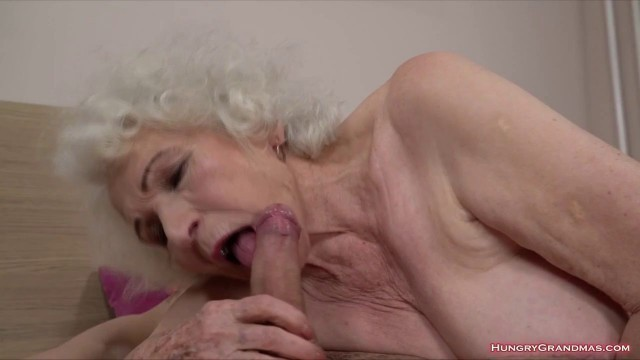 GILF loves to fuck hard with fresh big cock