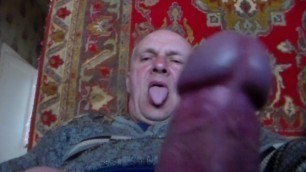 victor showed his sweet cock